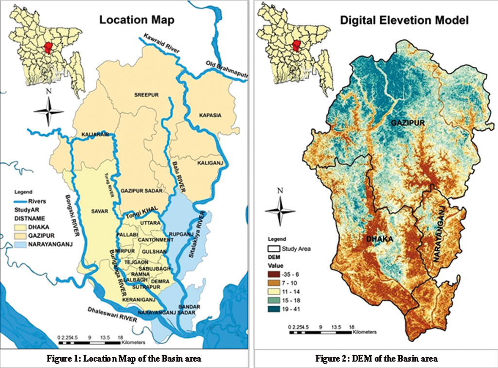 Natural Environment BASIN INFO Web based River Basin Information